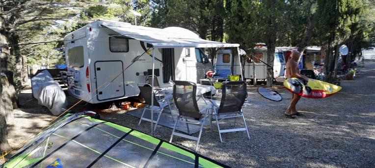 Camping car naturiste