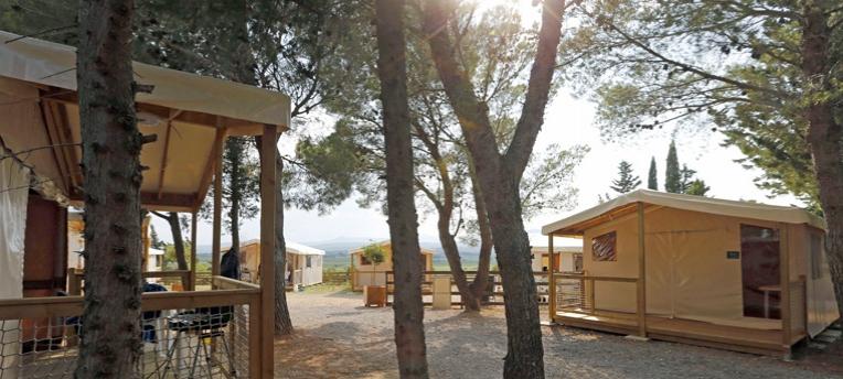 Tentes camping naturiste