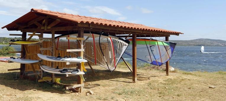 Windsurf et kitesurf Aude